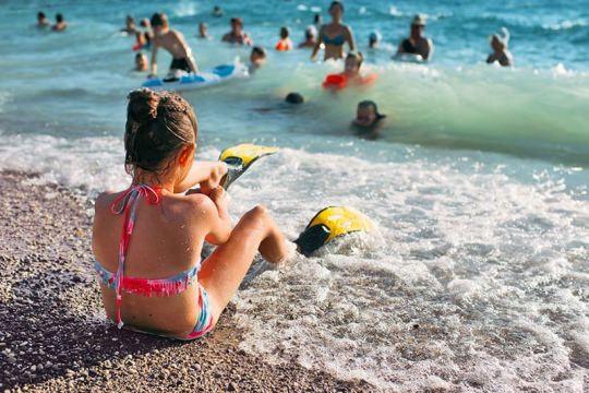 Пляж «СОЧИ ПАРК ОТЕЛЯ»